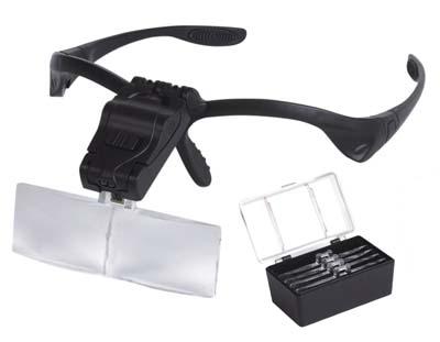 Magnifying & LED Lamp Glasses