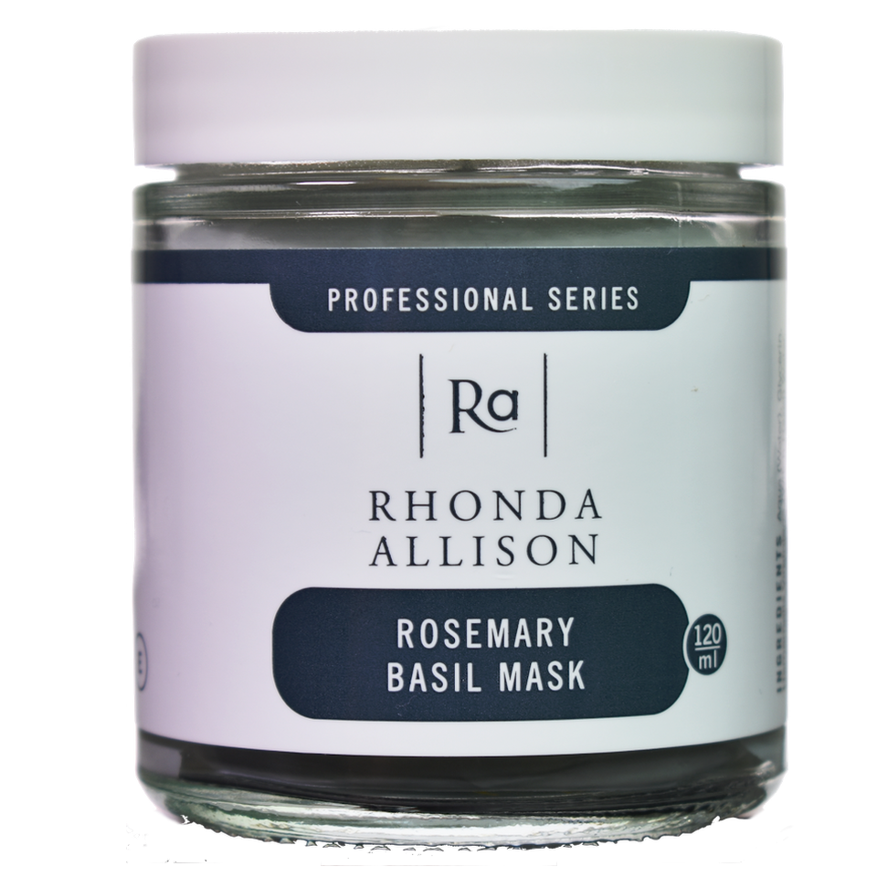 Rosemary Basil Mask