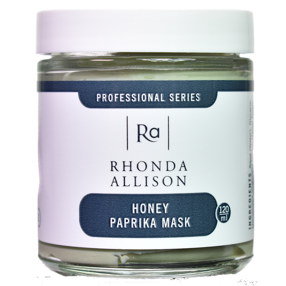 Honey Paprika Mask