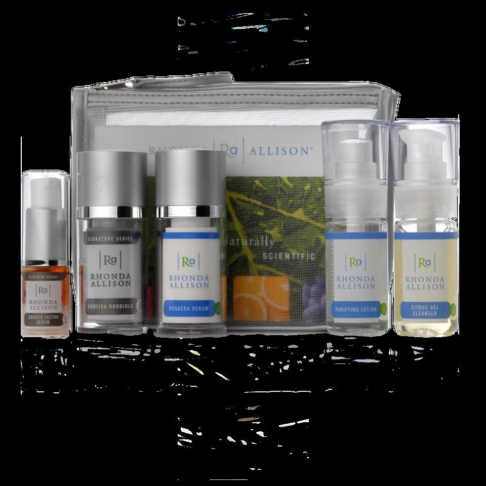 Rosacea/Sensitive Skin System Kit