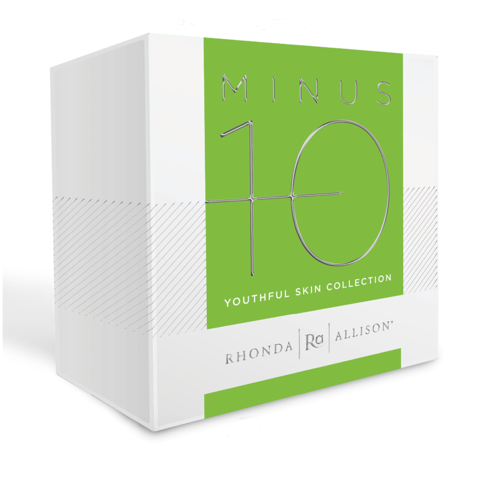 Minus 10 Sensitive Skin Collection