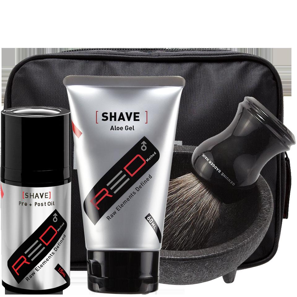 REDMethod - Ultimate Shave
