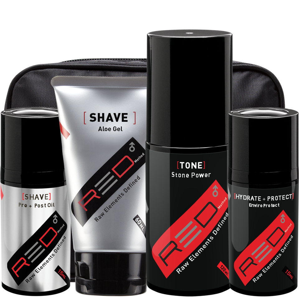 REDMethod - Core Shave
