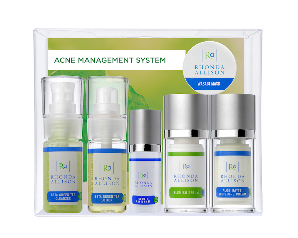 New Acne Management System