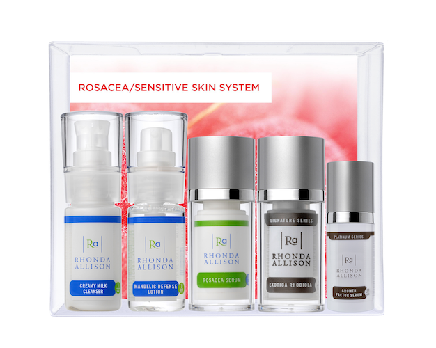 Rosacea/Sensitive Skin System Kit